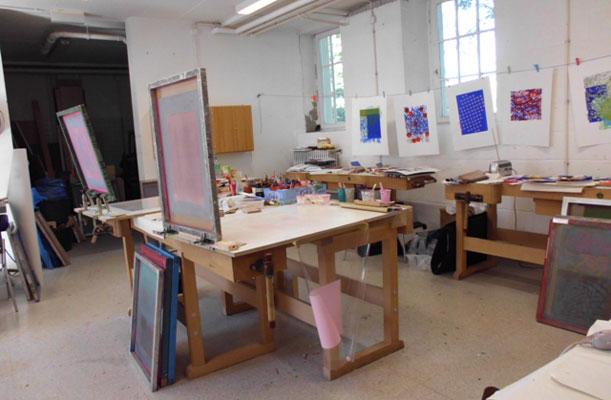 Siebdruck Werkstatt