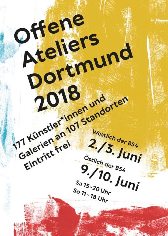 Offene Ateliers Dortmund 2018